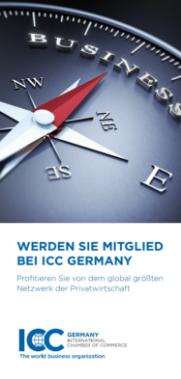 ICC Germany Flyer Mitgliedschaft