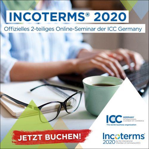 Incoterms® 2020 für Fortgeschrittene am 21.09.21
