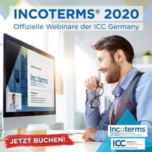 Incoterms® 2020 & Transport am 14.09.21