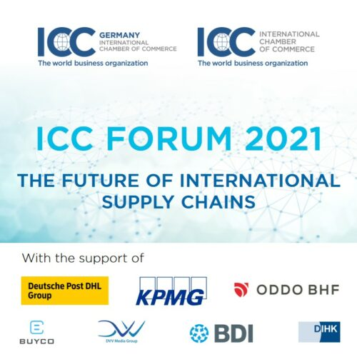 ICC Forum: The Future of International Supply Chains