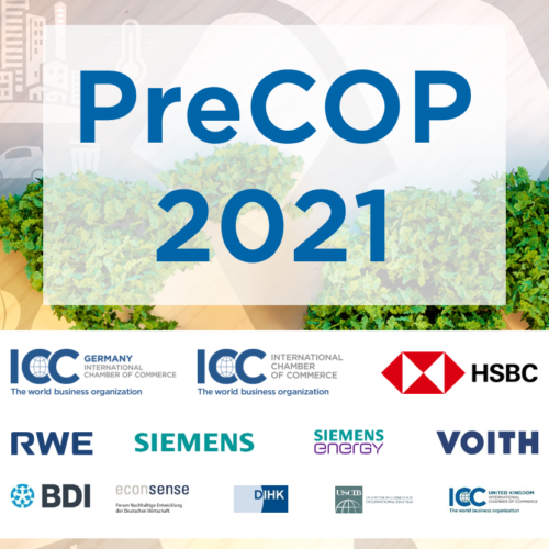 PreCOP – Global Challenges, International Climate Policy and the Role of Business